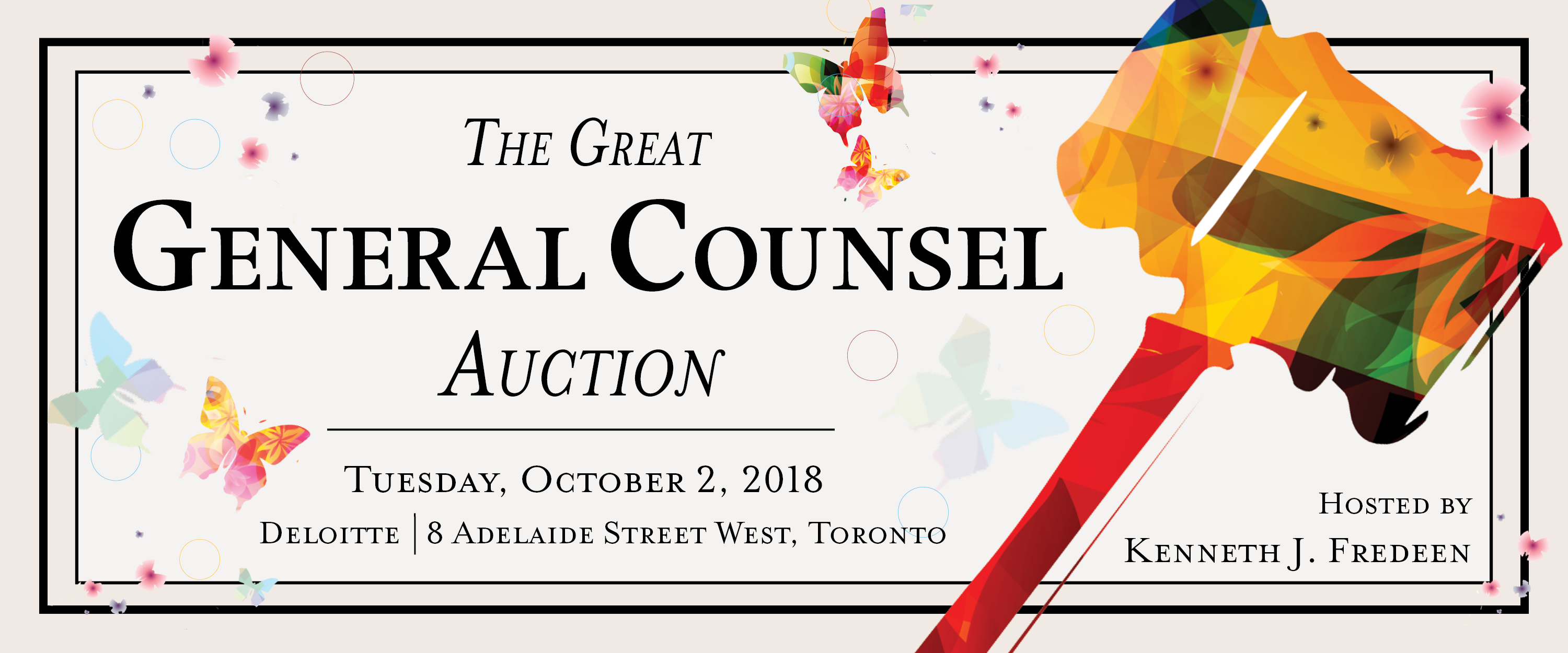 Great Counsel Auction 2018 tile