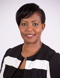 Headshot of Betty Mutwiri
