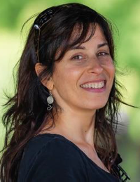 Headshot of Adriana Greenblatt
