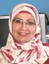Headshot of Rukhsana Syed
