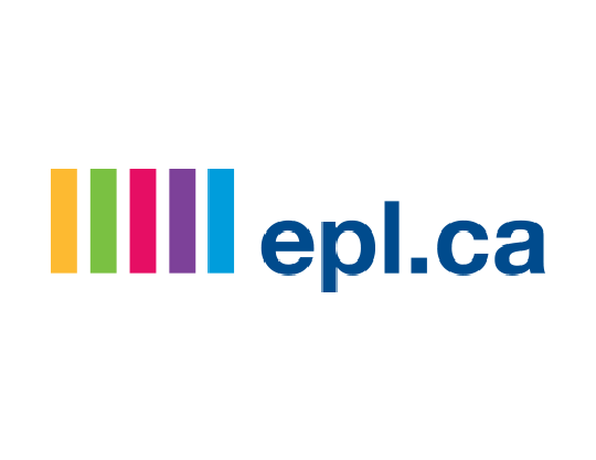 Logo Image for Edmonton Public Library