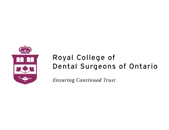 Logo Image for Royal College of Dental Surgeons of Ontario