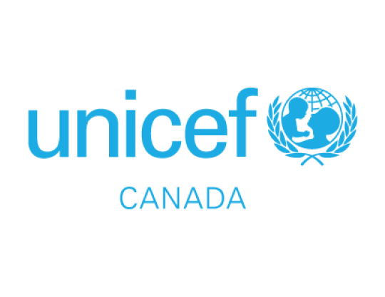 Logo Image for UNICEF Canada