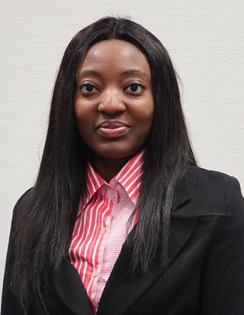Headshot of Faith Oloruntoba